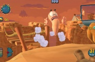 Скриншот Worms: Ultimate Mayhem
