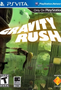 Gravity Rush (Gravity Daze)