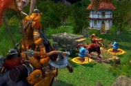 Скриншот Heroes of Might and Magic V: Tribes of the East