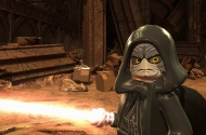Скриншот LEGO Star Wars III: The Clone Wars