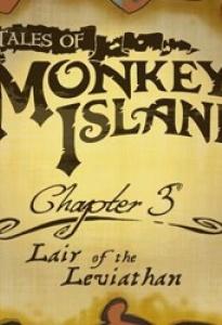 Tales of Monkey Island Chapter 3: Lair of the Leviathan