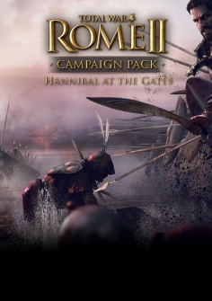 Total War Rome II: Hannibal at the Gates