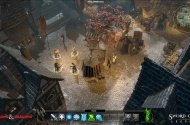 Скриншот Sword Coast Legends