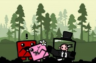 Скриншот Super Meat Boy