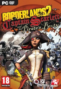 Borderlands 2: Captain Scarlett and Her Pirate
