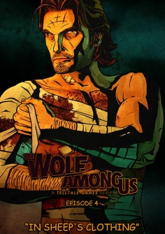 The Wolf Among Us: Episode 4 - In Sheep