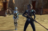 Скриншот Star Wars: The Old Republic