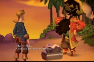 Скриншот Tales of Monkey Island Chapter 2: The Siege of Spinner Cay