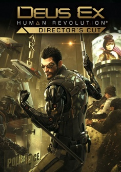Deus Ex: Human Revolution Director