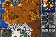 Скриншот Heroes of Might and Magic II: The Price of Loyalty