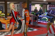 Скриншот The Sims 3: Fast Lane Stuff