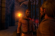 Скриншот Dreamfall Chapters: Book One - Reborn