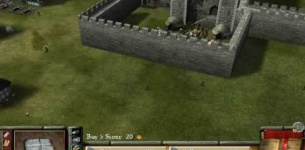 Stronghold 2 Gameplay part 1