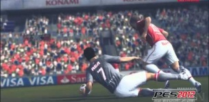 Pro Evolution Soccer 2012 - TRAILER OFFICIAL