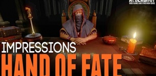 Hand of Fate (PC, Full Release): Impressions (Indie game roguelike, gameplay and review)