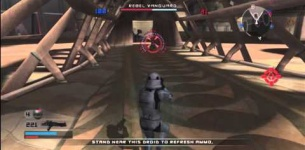 Star Wars Battlefront 2 Gameplay - Galactic Conquest on Utapau - Playing as Empire