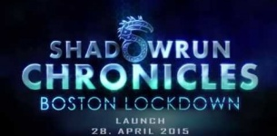 Shadowrun Chronicles: Boston Lockdown - Title Change & Launch Date-Trailer