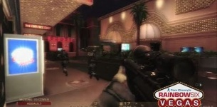 Tom Clancy*s Rainbow Six: Vegas PlayStation 3 Trailer