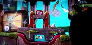Little Big Planet 3 Demo (E3 2014)