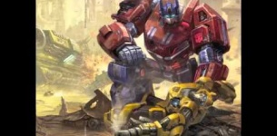 Transformers: Fall of Cybertron - Cities In Dust