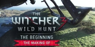 The Witcher 3: Wild Hunt - The Beginning [Making Of]
