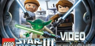 Lego Star Wars III The Clone Wars - E3 2010 trailer