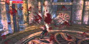Splatterhouse Uncut Gameplay PS3