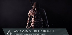 Assassin's Creed Rogue Cinematic Announcement Trailer [US]