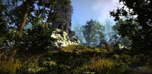 The Witcher 2 Gameplay Movie 3 - Environments