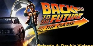 Back To The Future The Game Episode 4 Double Visions-PC Gameplay HD