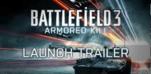 Battlefield 3: Armored Kill | Gameplay Premiere Trailer