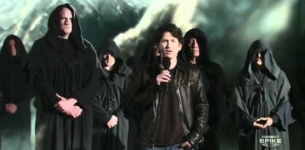 Todd Howard Unveils The Elder Scrolls V: Skyrim at the 2010 VGAs