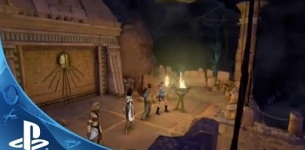 PlayStation E3 2014 | Lara Croft and the Temple of Osiris | Live Coverage (PS4)