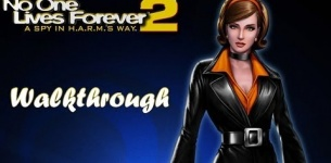 [PC] No One Lives Forever 2: A Spy In H.A.R.M.*s Way (2002) Walkthrough