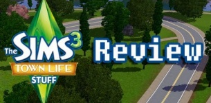 LGR - The Sims 3 Town Life Stuff Pack Review