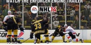 NHL 14 Enforcer Engine Gameplay Trailer