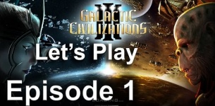 Galactic Civilizations 3 Full Release Version - Let*s Play Gameplay Episode 1