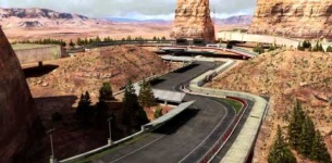 "[Trackmania 2] - fan trailer for ""Canyon City"" mod"