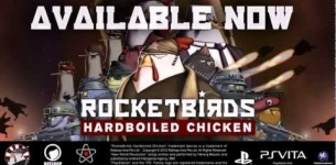 Rocketbirds Hardboiled Chicken Game Pre-Order Official Trailer