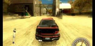 FlatOut 2 Gameplay (PC)