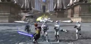 Kinect Star Wars Duel Trailer