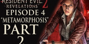 "Resident Evil Revelations 2 - Episode 4: ""Metamorphosis"" - Let*s Play - Part 2 - ""Barry/Natalia 1/2"""
