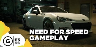 Need For Speed Gameplay E3 2015 Trailer