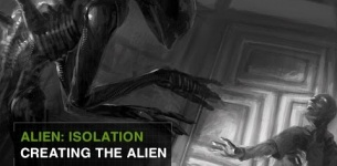 "Alien: Isolation Developer Diary -- ""Creating The Alien"" [US]"