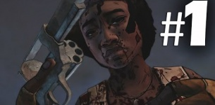 The Walking Dead Michonne Episode 1 - In Too Deep Part 1 Gameplay Walkthrough