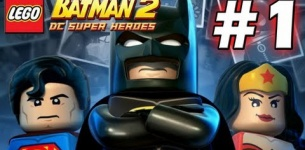 LEGO Batman 2 : DC Super Heroes Episode 1 - Theatrical Pursuits (HD) (Gameplay)