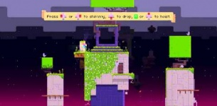 FEZ - PAX East 2011: XBLA Gameplay (2011) | HD