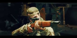 Sniper Elite: Nazi Zombie Army 2 (NZA2) - In-Game Official Launch Trailer