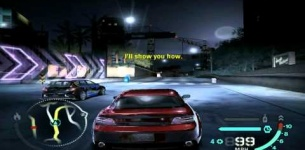 Need For Speed Carbon gameplay part 1