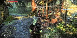 The Witcher 2 Gameplay Movie 2 - Living World